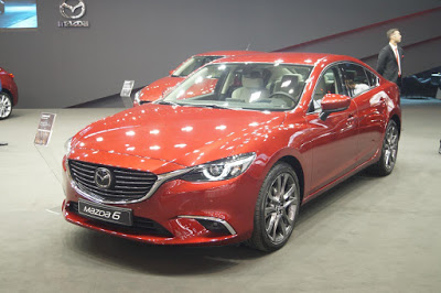 Mazda 6 2018, mazda 7 2018 pareri, mazda 6 poze, mazda 6 exterior