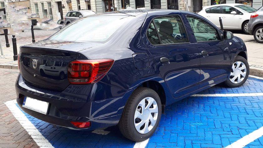 Dacia logan 2019, Dacia logan
