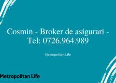 Vrei o asigurare de viata si implicit protectia ta si a familiei tale? Metropolitan Life